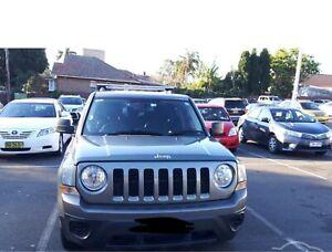 Jeep Patriot 2013 Auto 4 Cyl