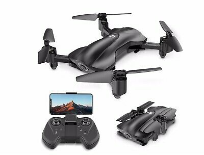 Divine Stone HS165 GPS Drones with Camera 1080P HD Foldable Drone