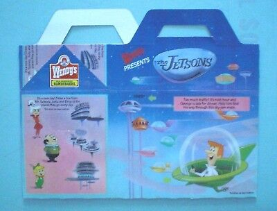 The Jetson Kids (Wendy's 1989 - The Jetsons Kids Meal)