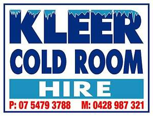 Kleer Cold Room Hire & Ice Supplies Maroochydore Maroochydore Area Preview