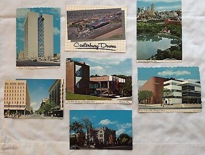 Lot 7 Postcards Minneapolis MN Nicollet Mall Walker Art Center Canterbury (Mall Minneapolis Mn)