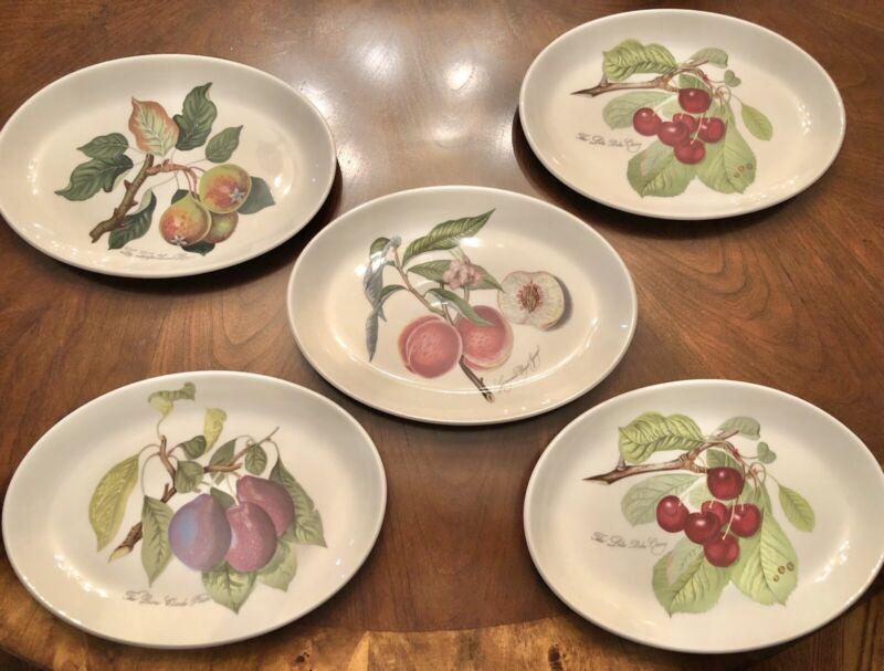 Portmeirion Pomona Steak Plates