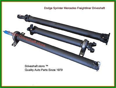 "DODGE SPRINTER Driveshaft NEW Propeller shaft DRIVE SHAFT, 2002-06 158"" Wb"