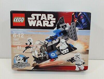 LEGO Star Wars Imperial Dropship (7667)