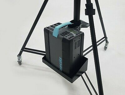 Broncolor profoto   power pack & HMI Ballast fit  stand pedestal box( maga boom)
