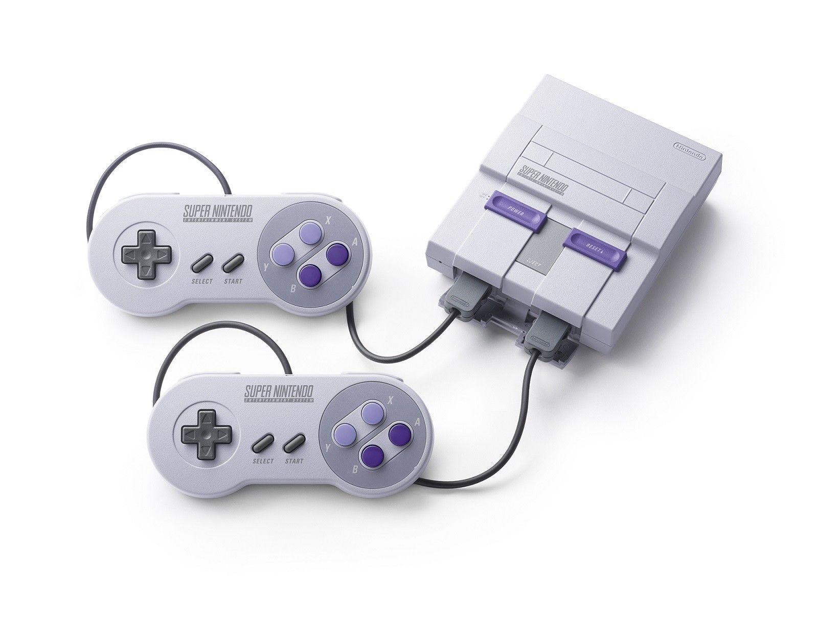 Super Nintendo Entertainment S...