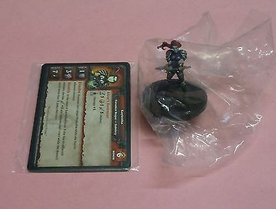 World of Warcraft Miniatures Core Set Kayleitha with Cards NEW WOW Rogue