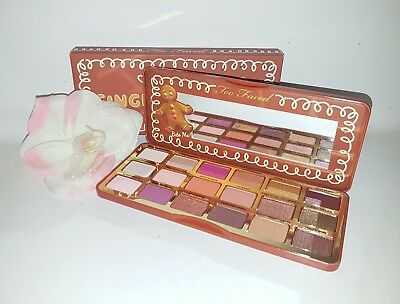 Too Faced Gingerbread Spice Eyeshadow Palette Limited Edition