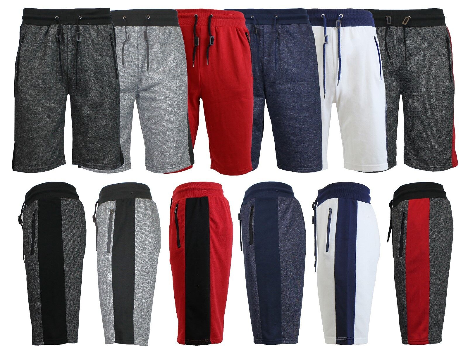 Men's French Terry Shorts – Lounge & Sleep- Soft & Breathable NWT- Free Shipping Clothing, Shoes & Accessories