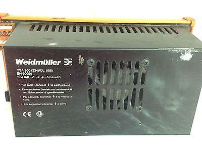 Weidmuller Power Supply  Csa 950 Pzb