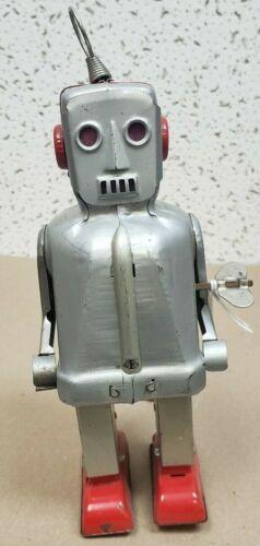 Vintage Yoshiya Sparky The Robot 1950