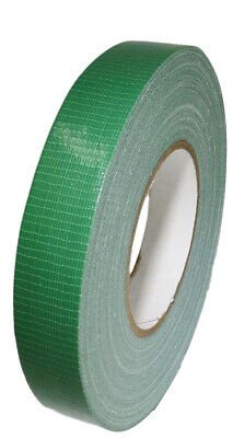 T.r.u. Industrial Duct Tape. Waterproof- Uv Resistant Dark Green 34 In X 60 Yd.