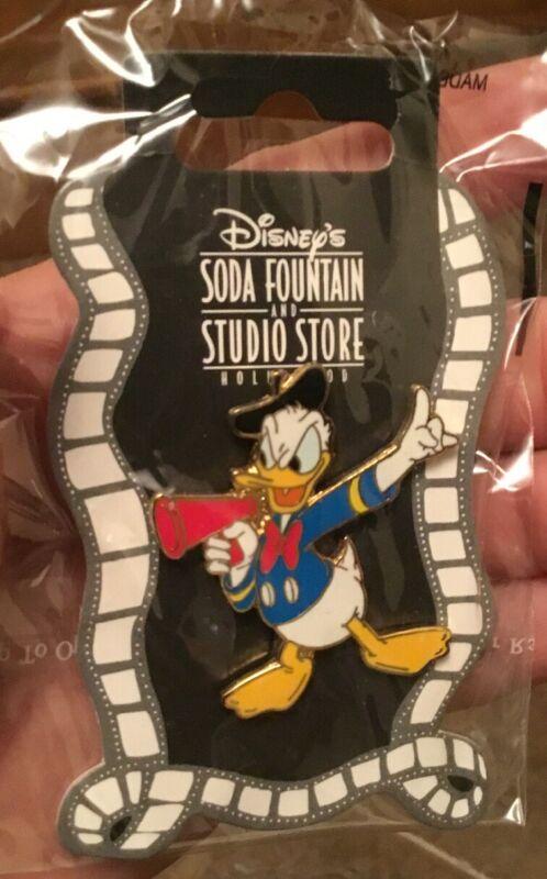 DSF - Director Donald Duck Disney Pin