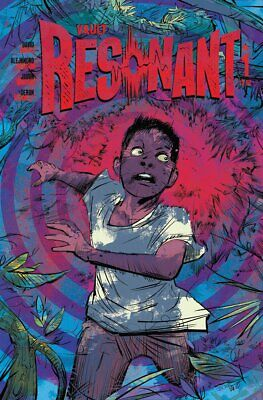 RESONANT #1 SLAB CITY COMICS EXCLUSIVE VARIANT LIMITED TO 250