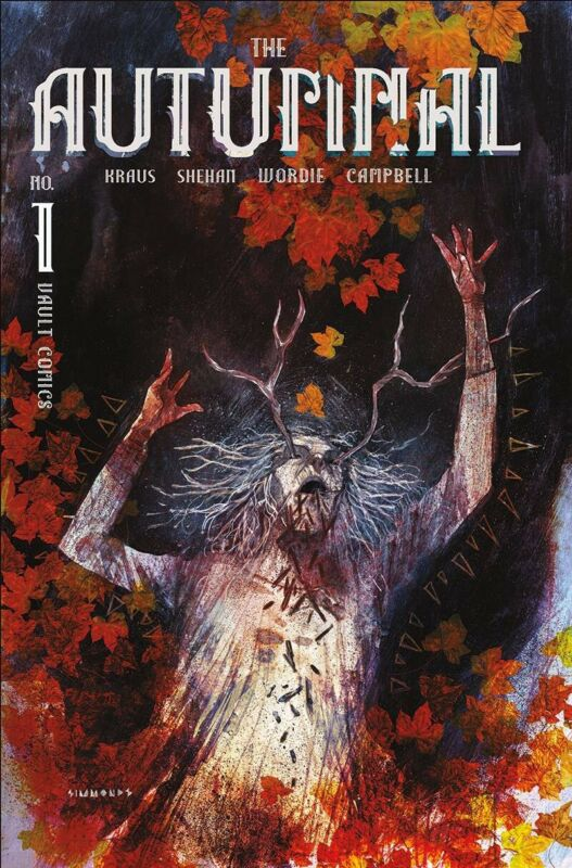 AUTUMNAL #1 SIMMONDS VARIANT 2ND PRINT 10/28/20 VAULT FREE SHIPPING AVAILABLE