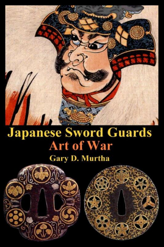 English Japanese Samurai Sword Guards  Book 250 tsuba photos 300 pages