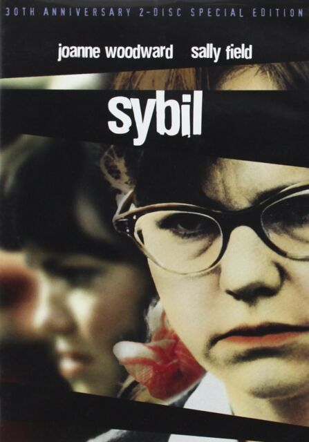 SYBIL (1976) 2 disc special edt (Joanne Woodward  DVD - UK Compatible - sealed