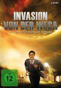 Invasion von der Wega - Die komplette deutsche Fassung * NEU OVP * 6 DVDs