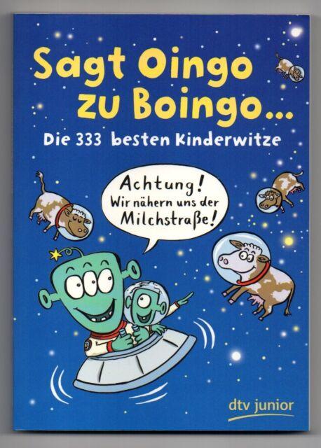 Sagt Oingo zu Boingo ... von Imke Stotz, Stephan Rürup * Taschenbuch Neuwertig
