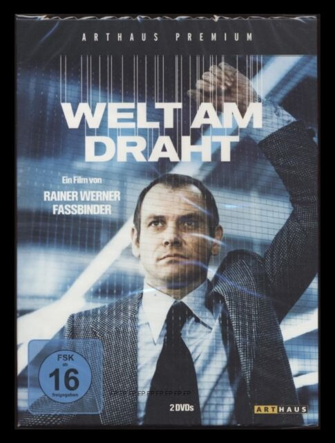 DVD WELT AM DRAHT - ARTHAUS PREMIUM - 2 DISC SET - RAINER WERNER FASSBINDER *NEU