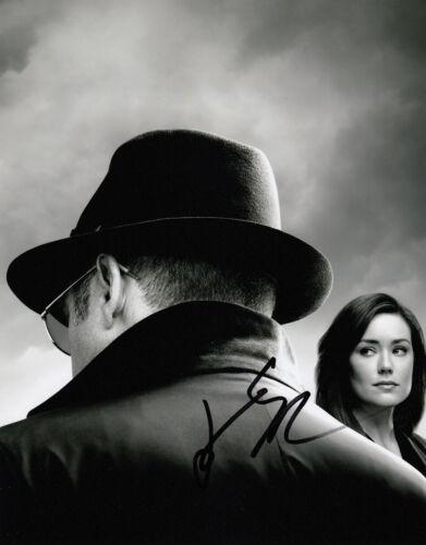 James Spader signed The Blacklist 10x8 photo AFTAL & UACC [16158] + Signing Info
