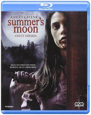 Summer's Moon ( Horror-Thriller ) mit Ashley Greene, Peter Mooney BLU-RAY NEU