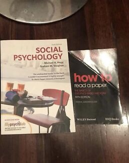 Social psychology hogg vaughan textbook textbooks gumtree social psychology and how to read a paper textbooks fandeluxe Gallery