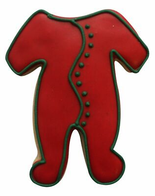 Baby Pajamas Cookie Cutter 4