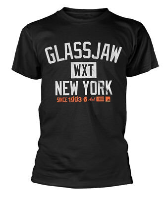 Glassjaw 'New York' T-Shirt - NEW & OFFICIAL!