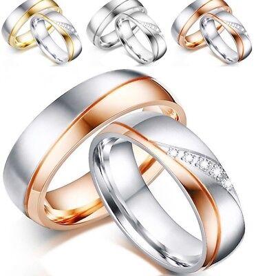 2 Silber 925 Trauringe Eheringe Verlobungsringe Partner Ringe + Gravur + Etui Z1