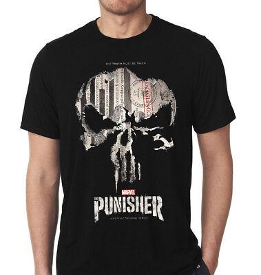The Punisher Woman (New Popular The Punisher Logo t shirt tee men women)