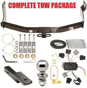 05 07 ford escape complete trailer hitch receiver tow. Black Bedroom Furniture Sets. Home Design Ideas