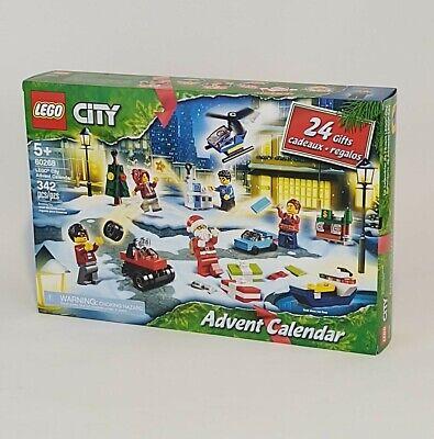 2020 LEGO® City Advent Calendar Building Set 60268 (343 Pieces) New In Box