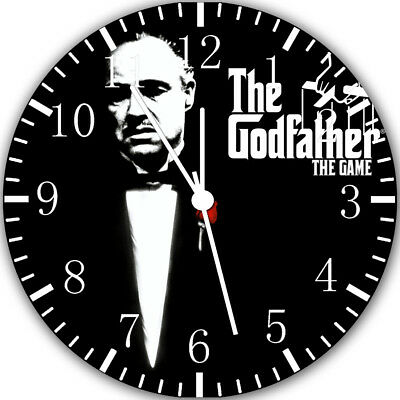 The Godfather Frameless Borderless Wall Clock Nice For Gifts or Decor X48