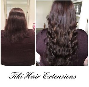 Full head of tape in extensions- $300 SPECIAL