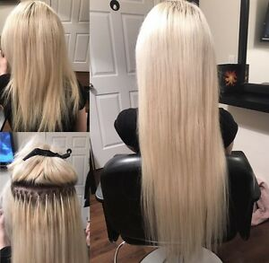 No Heat - No Glue - No Damage! Smallest & Safest Hair Extensions London Ontario image 3