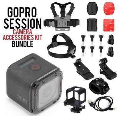 🚨🚨 Refurbished GoPro HERO Session Waterproof HD Action Camera W/ Bundle Kit