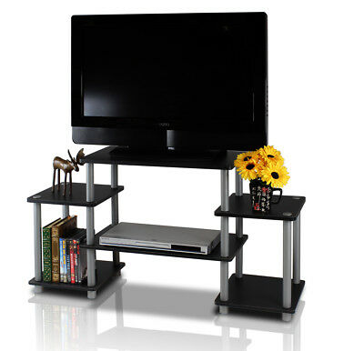 TV Stand Entertainment Center Media Console Home Theater Wood Furniture Set
