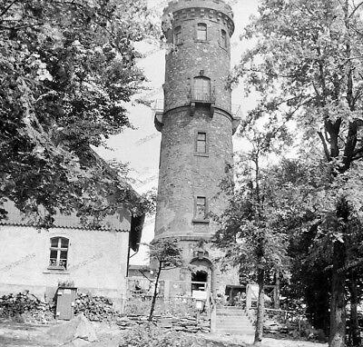 Negativ-Zittauer Gebirge-Lausitzer Kamm-Sachsen-Hochwald-Turm-Architektur-48