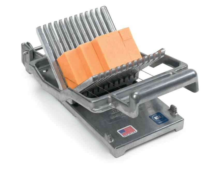 "Nemco 55300a-2 Easy Cheeser 3/4"" & 3/8"" Cutter, Slicer, Cuber"