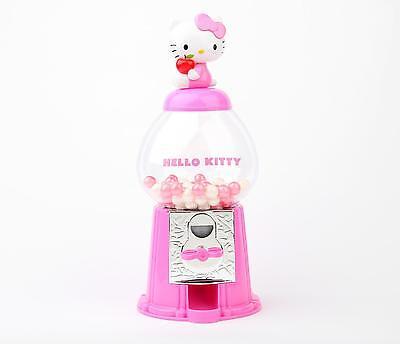 NEW Sanrio Hello Kitty Super cute Gumball Machine Candy Pink Gum Ball -