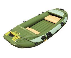 Bestway 65008 Neva III Schlauchboot 3 Personen Boot Gummiboot 316x124cm