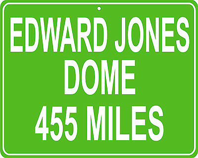 St. Louis Rams Edward Jones Dome in St. Louis, MO - distance to your house ()