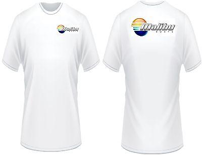 Malibu Boats Logo T Shirts