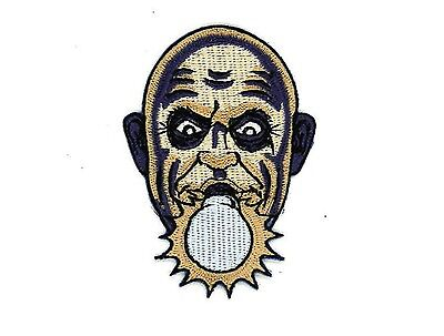 Uncle Fester Iron-On Patch The Addams Family 60s 1960s Vintage Retro TV DVD Toy