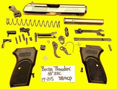 Pistol - Bersa Thunder