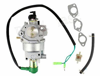 Titan Tg7500m Tg6500es Tg6500 7500 6500 Watt Generator Carburetor Carb