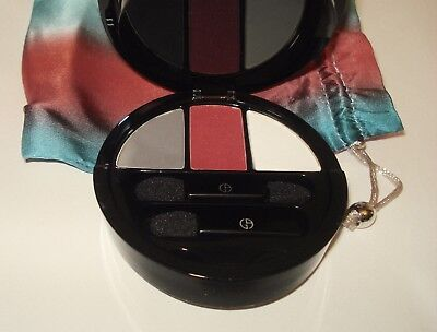 GIORGIO ARMANI  Eye  and  Face Palette Fall  2015 Collection New