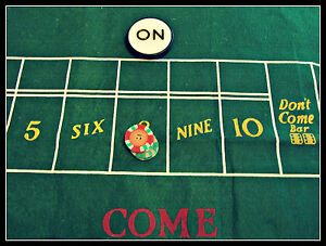 strategies for craps