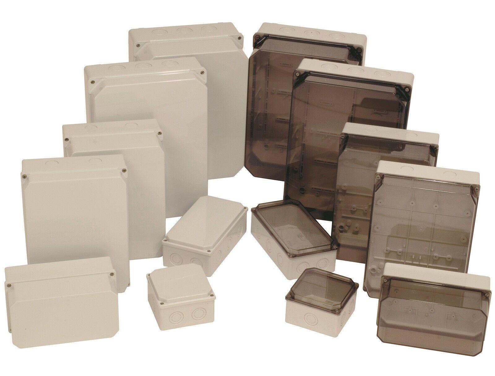 Industriegehäuse Schaltschrank Leergehäuse Verteilerdose Kunststoffgehäuse Neu